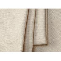 China Blackout White Cotton Canvas With  Environmental Protection Material wholesale