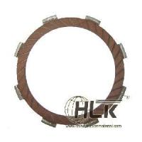 China Paper-Based Motorcycle Clutch Plate/Disc CG125 (Bias Teeth) wholesale