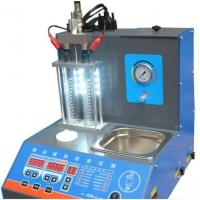 Quality Ultrasonic Fuel Injector Tester And Cleaner Machine For Motorcycles / Car for sale