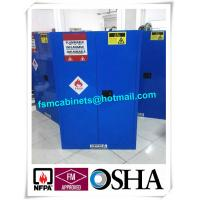 China Acid Corrosive Storage Cabinets / Safety Storage Cabinets 90 gallon wholesale