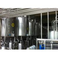 China Automatic Small Scale Yoghurt Production EquipmentLine100-200 Boxes Per Minute on sale
