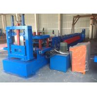 10m/min C Section Roll Forming Machine CE / SGS Automatic Quick Change