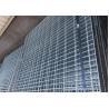 China Professional Galvanized Metal Grating 1 - 12m Length Custom For Walkway / Traffic wholesale