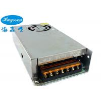 China OEM Single Output led lamp driver ,  led display power supply 48 volt 250W wholesale