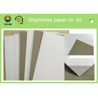 China Customized Size Grade AA Blister Board Paper Sheet For Toy Box 300g wholesale