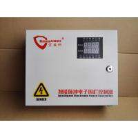 China Solar Power Electric Fence Alarm System Perimeter Security 6 Line 2 Zones 5.2KV wholesale