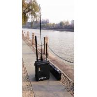 China Easy Carrying Radio Signal Jammer Working Status Visible For Anti Bomb wholesale