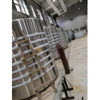 China Durable 3000l Brewery Fermentation Tanks Highly Automatic / Manual Operation wholesale