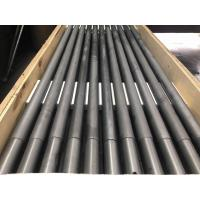 Quality Reaction Bonded Refractory Kiln Furniture Silicon Carbide Pipe / Beam High Hardness for sale