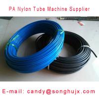 Buy cheap Reinforced Double Wall Nylon Tube Extrusion Machine from wholesalers
