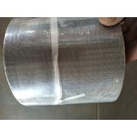 China Alkali Resistance Reverse Dutch Weave Wire Mesh Stainless Steel Twilled High Load Strength wholesale