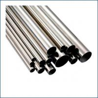 Buy cheap Stainless Steel Decorative Tube / Pipe for Baluster Handrail  -Satin /mirror from wholesalers