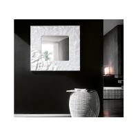 Buy cheap 37 Inch Restroom Touch Screen Mirror Tv Display Advertising Mirror Wide View Angle from wholesalers