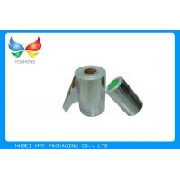 China High End Packaging Vacuum Silver Metallic Paper With Single Side Coating wholesale