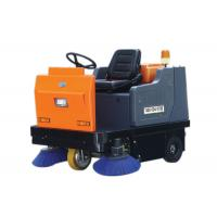 China Three Wheels One Seat Suit Ride On Floor Sweeper , Carpet / Street Sweeping Machines wholesale