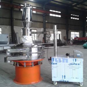 China 304 Stainless steel plastic granule / grain / powders auto feedig of single barrel tablet press on sale