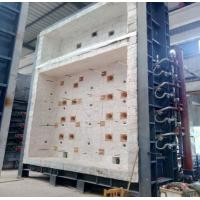 China ISO 3008-2007 Flammability Testing Equipment Vertical Burning Test Furnace on sale
