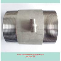 China steel pipe nipple made in China wholesale
