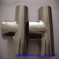 China 304 / SUS304 / UNS S30400 Stainless Steel Tee Equal / Reducer Tee Size 1-48inch wholesale