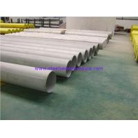 China Stainless Steel Welded Pipe ASTM A312 TP304 TP304L TP304H TP321 TP316L ASTM A790 S31803, 6'', SCH40,6M 100% RT. UT. HT. wholesale