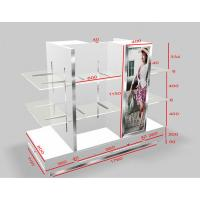China Fashional 3 Tier Frost Plexiglass Counter Display Stands Eyewear Sungalss wholesale