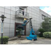 China Z4106 3m With 360 Degree Rotation Self Propelled Aerial Boom Lift wholesale