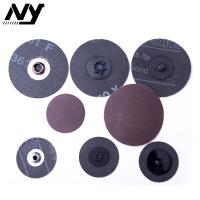 China Brown Rolock Quick Change Disc For Stainless Steel Sectional Polishing  361f 3m wholesale