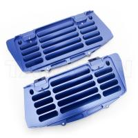 China KTM Radiator Cover Custom Motorcycle Spare Parts And Accessories Radiator Covers Grills Protector wholesale
