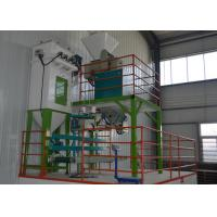China Pellets / Powder Feed Bagging Machine Simple Operation With Instrument Control on sale