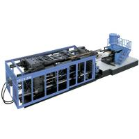 China Servo Injection Moulding Equipment For Electronic Component , 1350mm Open Stroke wholesale