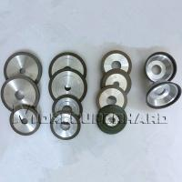 Buy cheap Walter CNC machine grinding wheel,5-axis CNC grinding wheel,Grinding wheel for cnc machine from wholesalers