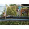 China Stainless Steel Zoo Enclosure Mesh Animal Enclosure Netting Fence wholesale