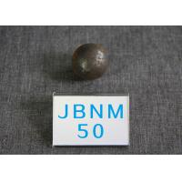 China 50mm Hyper Steel Grinding Media Balls High Core Hardness 61-62 hrc for Power Station wholesale