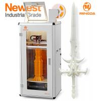 Buy cheap Easy Operating 3d printer high end , Big Volume desktop 3d printer machine from wholesalers