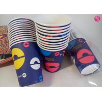 China Eco Friendly Custom 270G with Single PE Coated Paper Cup for Hot Drinking wholesale