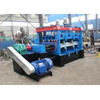 China 1600 Mm Width Electronic Expanded Metal Mesh Leveling Machine With 15 Rollers wholesale