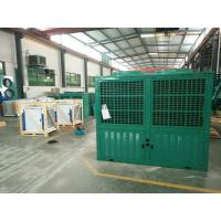 China Walk In Cooler Condensing Unit , 10HP Air Cooled -10 ℃ Copeland Compressor Condenser Unit wholesale