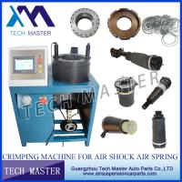 China High Acurracy Hydraulic Hose Crimping Machine For Mercedes Benz Air Suspension Parts Air Shock Absorber wholesale