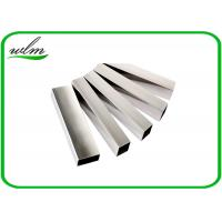 China Welded Sanitary Stainless Steel Tubing / Stainless Steel Rectangular Tubing DN6 - DN300 wholesale