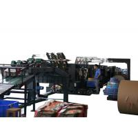China Suger And Tea Paper Bag Manufacturing Machine With Longitude Seam Gluing Unit wholesale
