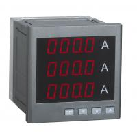 Led Display Easy Operation Digital Panel Ammeter High Accuracy Class