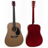 China Spruce Basswood Wood Acoustic Guitar 41 inch with Rosewood Fingerboard AF4129A wholesale