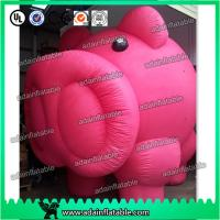 China Cute Event Inflatable Cartoon Pig Mascot Birthday Decoration inflatable Animal wholesale
