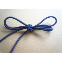 Quality Garment Accessories Waxed Nylon Cord Waxed Cotton String With 3Mm for sale