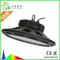 China 100W UFO High Bay Led Lighting With 2700-6500K CCT , CE ROHS Certification wholesale