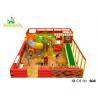 China Kindergarten Baby Indoor Playground Anti - Skid With Custom Made Design wholesale