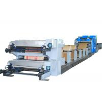 Quality Auto Kraft Paper Bags Production Line Machinery With Miniature Circuit Breaker for sale