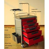 China Medical/Hospital Furniture Emergency Trolley Manufacturer wholesale
