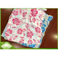 Colorful Printed Non Woven Fabric , Non Woven Polypropylene Roll Customized Weight