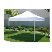 China Blue / Red White Pop Up Tentt Waterproof For Business Advertising , 10 X 10 Ft wholesale